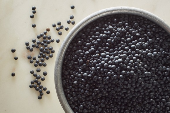 Black Beluga Lentils Inharvest Foodservice Products