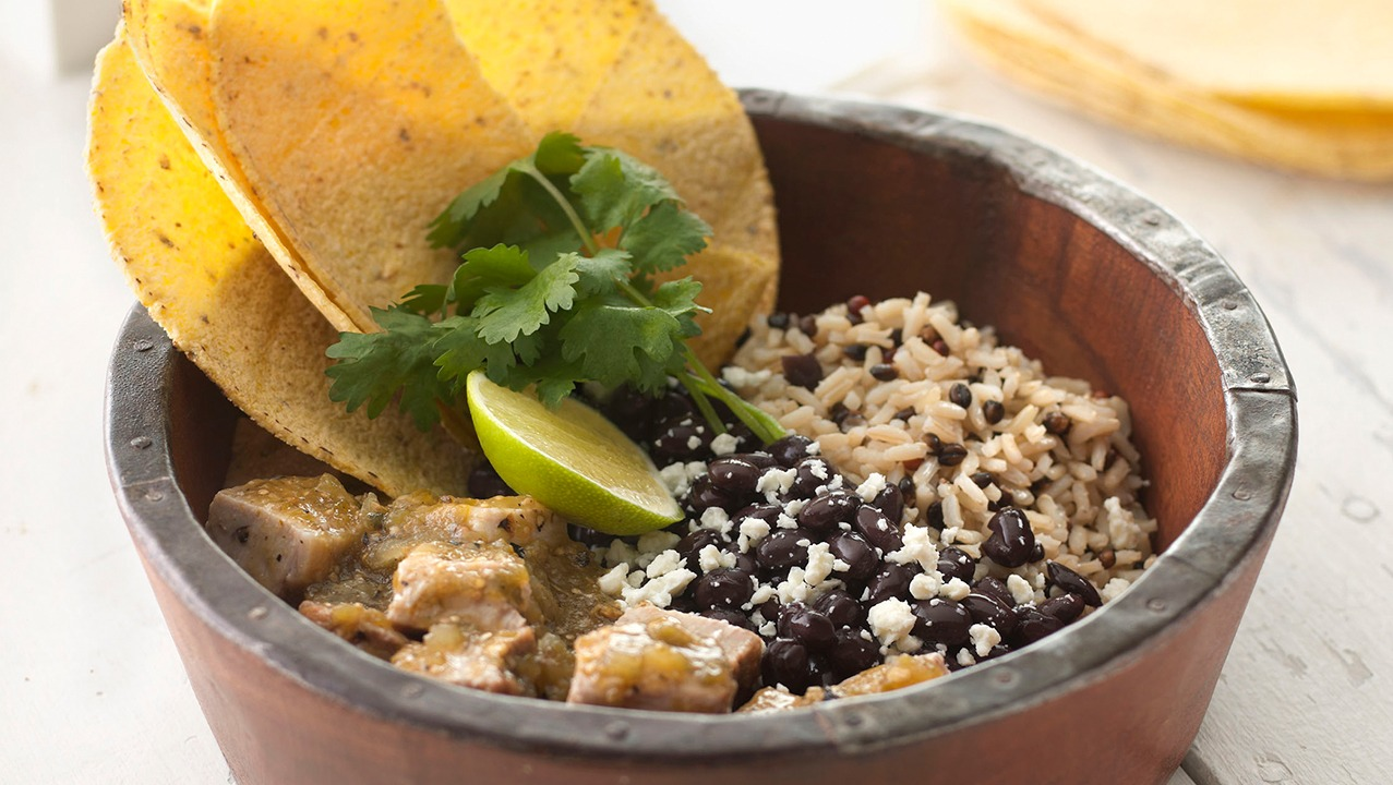 Black Pearl Medley® Pork Chile Verde K-12