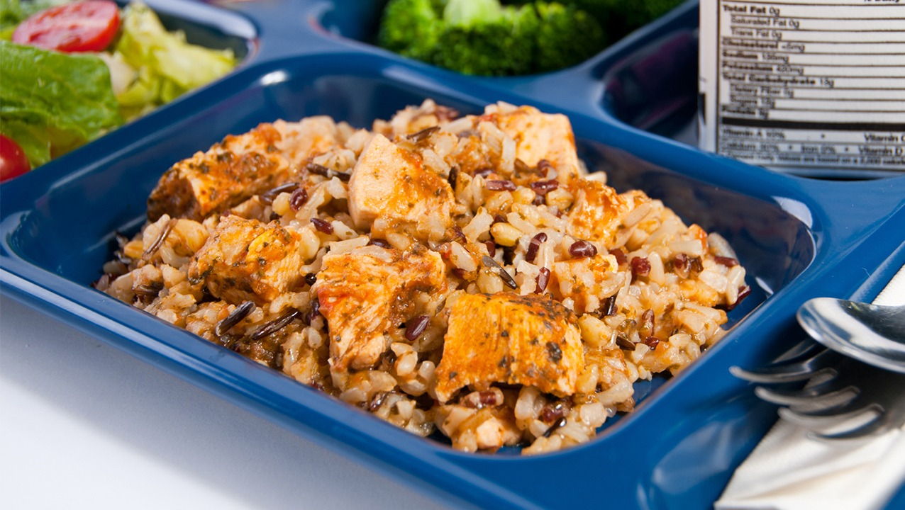 Ruby Wild Blend™Arroz con Pollo K-12