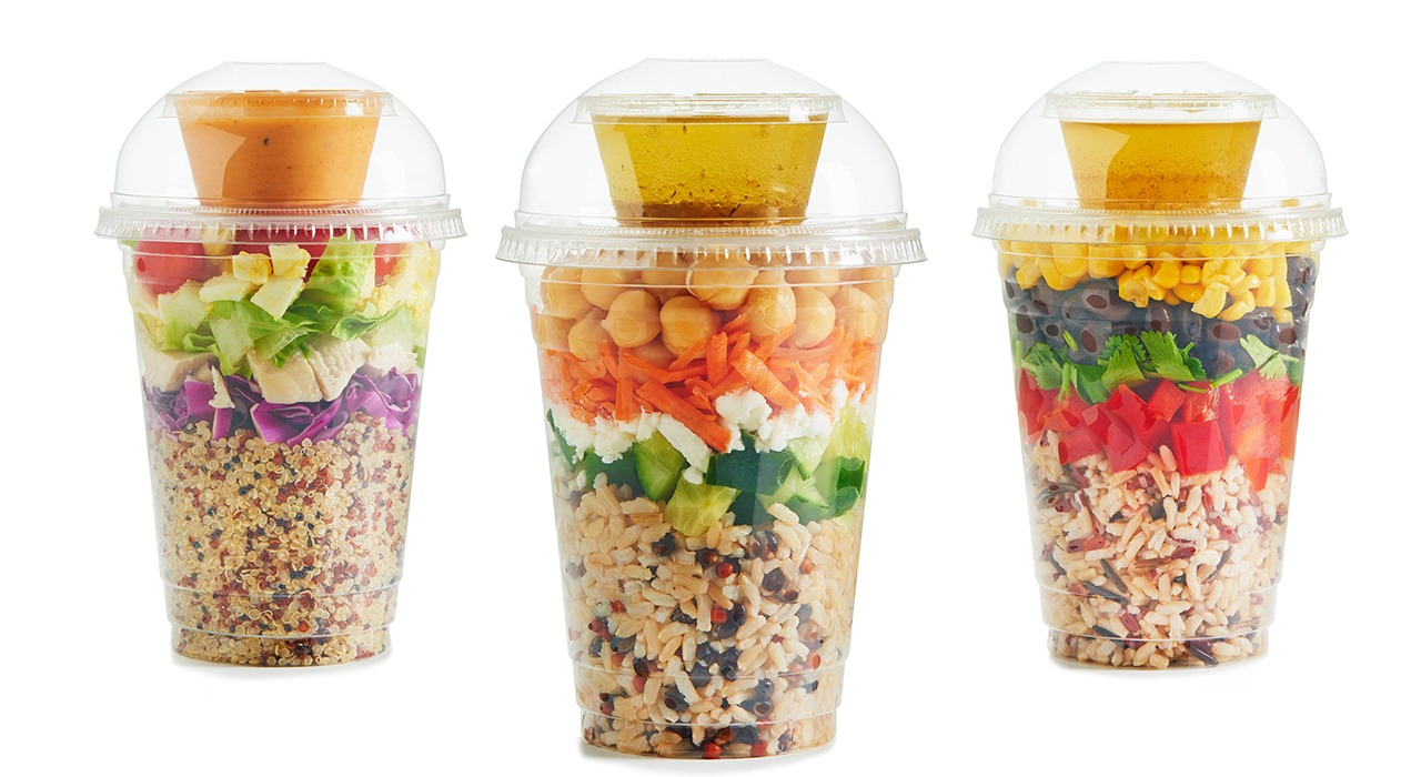 Southwest Chickpea & Ruby Wild Blend™ Shaker Salad K-12